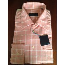 Ledub long sleeve shirt linen look